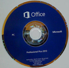 Porcellana Software chiave 2013 del professionista di Microsoft Office del prodotto genuino di MS Office 2013 fornitore