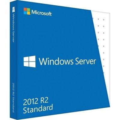 Porcellana DVD inglese standard R2 di 64Bit Windows Server 2012 con 5 CLT P73-05966 fornitore